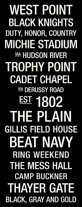 Army College Town Wall Art Print by Replay Photos
