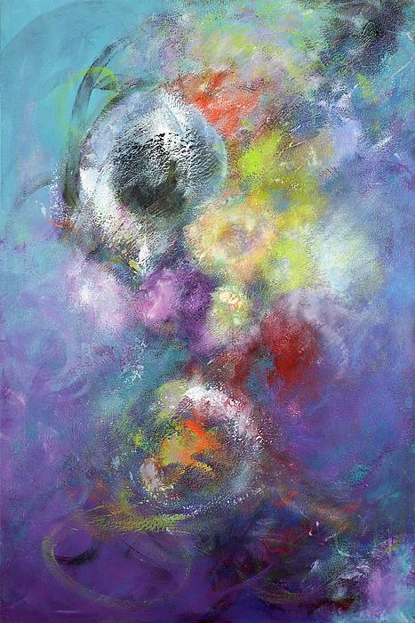 Arta Nebula Print by Jason Stephen