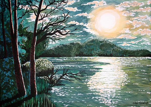 Nina Fosdick - At The Lake