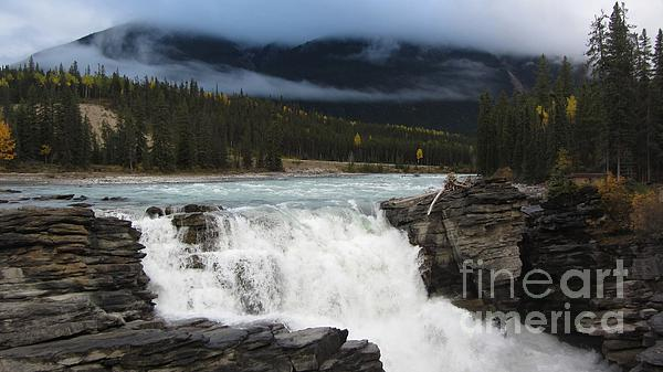 Mickeys Photography - Athabasca Falls
