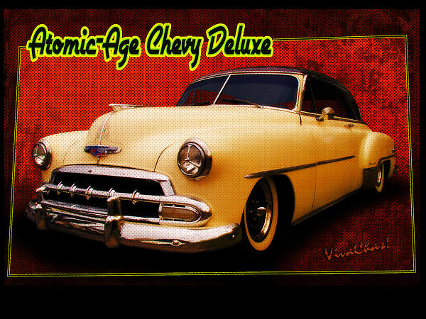 Chas Sinklier - Atomic-Age Chevy Deluxe