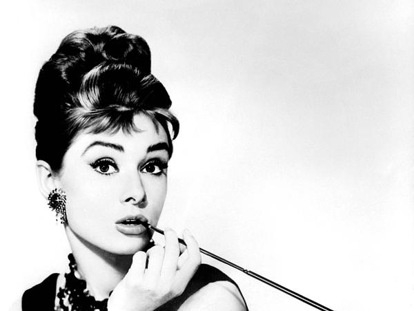 Audrey Hepburn Print by Csongor Licskai