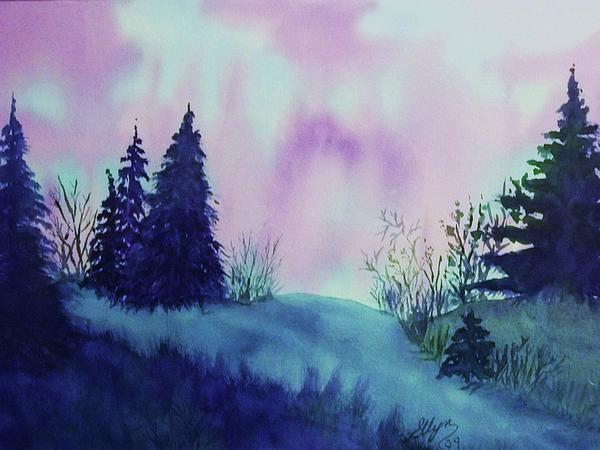 Ellen Levinson - Aurora Borealis I