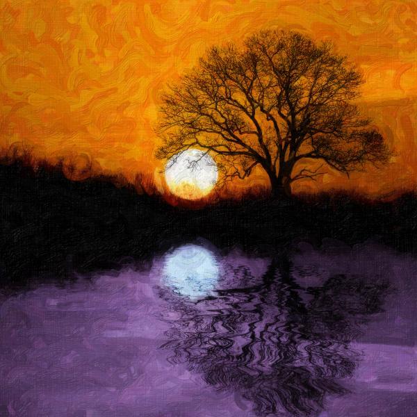 Aurora Goddess Of The Dawn Print by Tom Mc Nemar