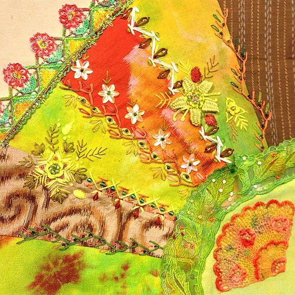 Autumn Colors Print by Masha Novoselova
