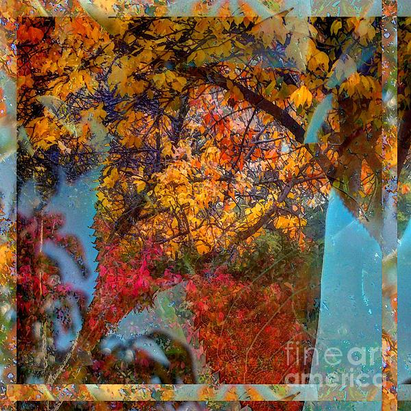 Autumn Fusion 5 Print by Jeff Breiman