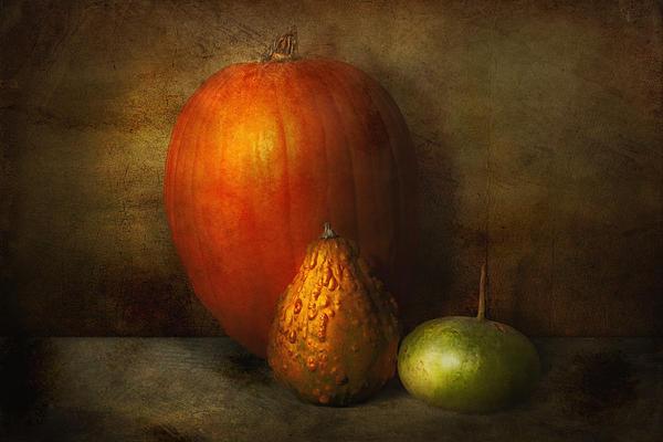 Mike Savad - Autumn - Gourd - Melon family