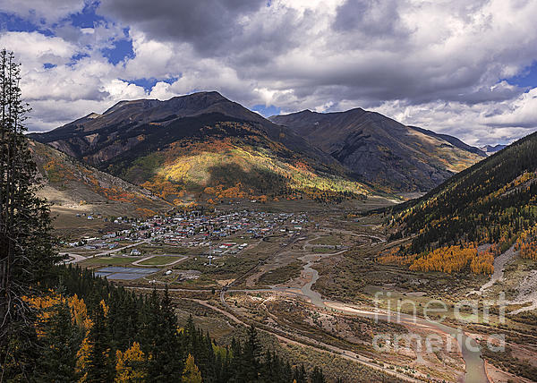Janice Rae Pariza - Autumn in Silverton Colorado