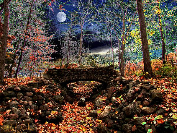 Michael Rucker - Autumn in the Meadow