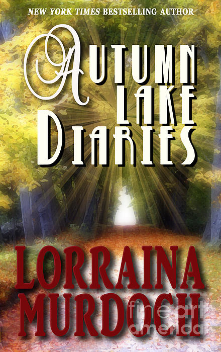 Autumn Lake Diaries Print by Mike Nellums