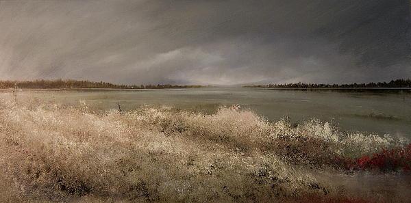 Autumn Light Print by Michael Marrinan
