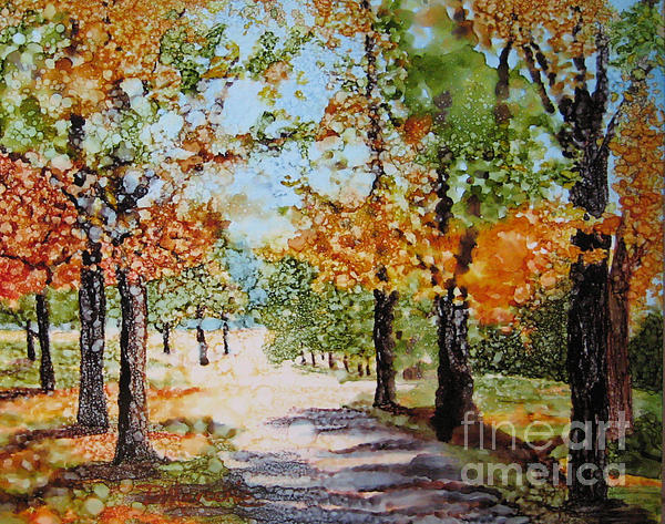 Diane Marcotte - Autumn Morning