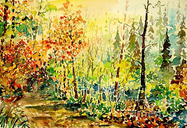 Alfred Motzer - Autumn of Life