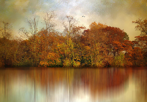 Jessica Jenney - Autumn on a Pond