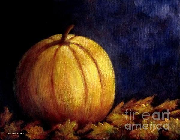 Annie Zeno - Autumn Painting