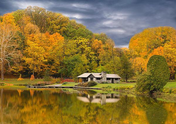 Patricia McCamy - Autumn Reflections