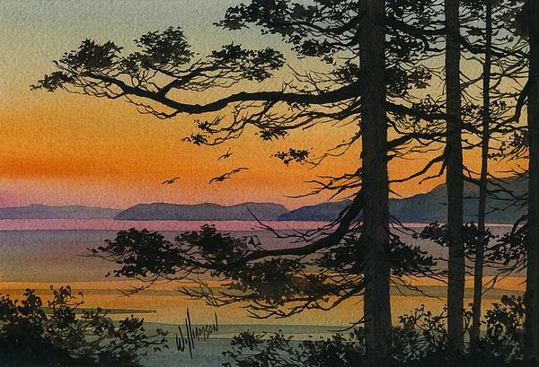 James Williamson - Autumn Shore