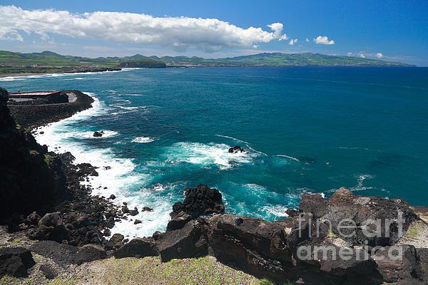 Azores Islands Ocean Print by Gaspar Avila