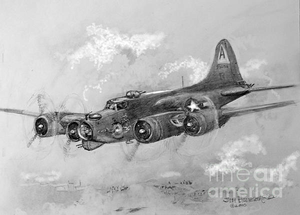 Jim Hubbard - B-17 Flying Fortress