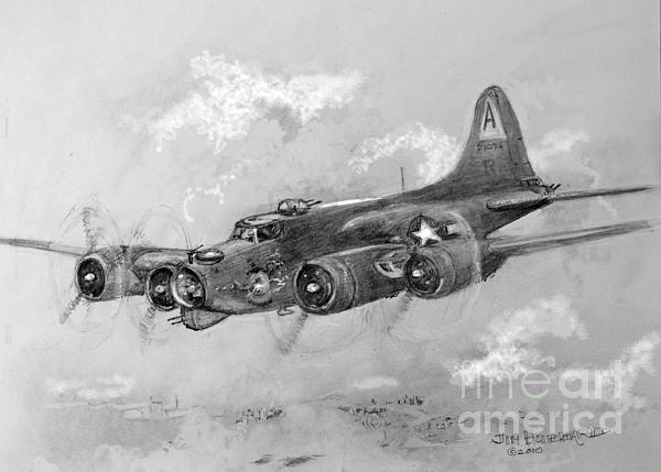 Jim Hubbard - B-17 Flying Fortress