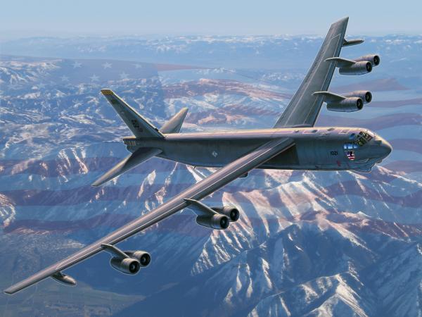 Stu Shepherd - B-52 Stratofortress  America