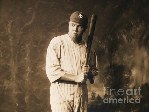An analysis of babe ruth the sultan of swat