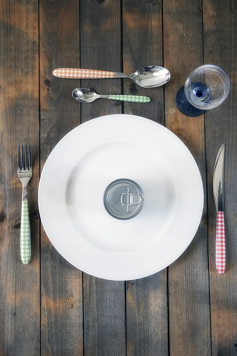 Bachelor's Dinner Print by Joana Kruse