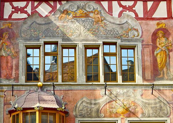 Dwight Pinkley - Baden-Baden Facade