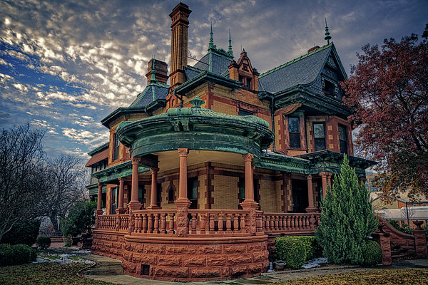 Joan Carroll - Ball Eddleman McFarland House