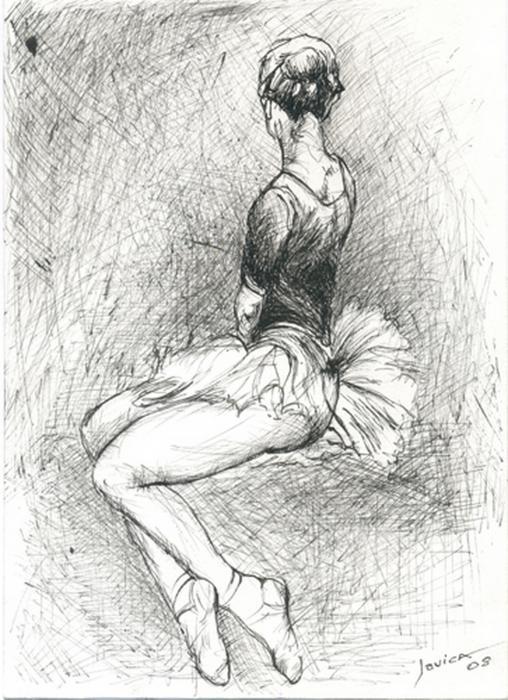 Jovica Kostic - Ballerina