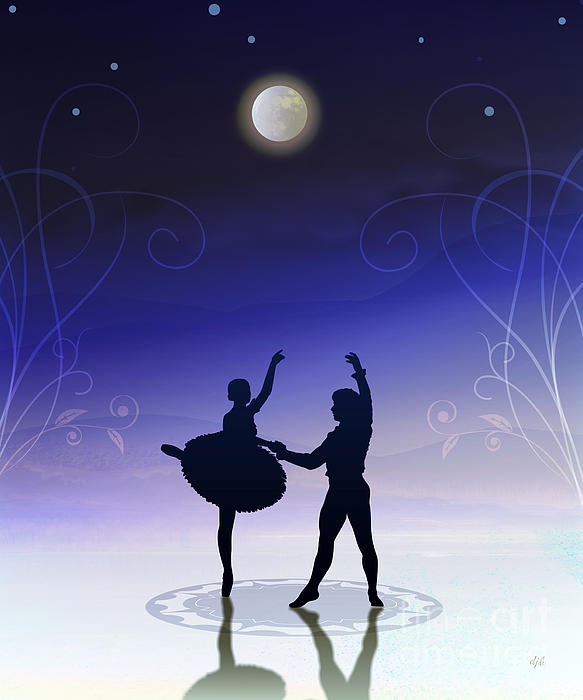 Bedros Awak - Ballet In Moonlight