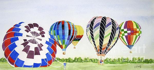 Carol Flagg - Balloons