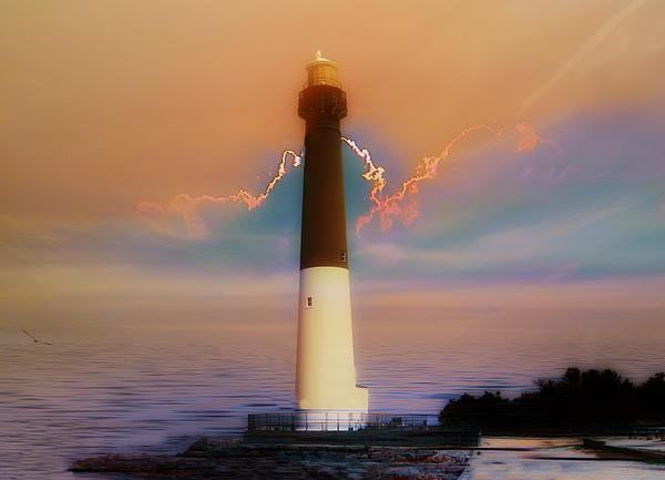 Bill Cannon - Barnegat Lighthouse in New Jersey