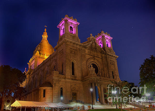 Wayne Moran - Basilica of Saint Mary Minneapolis