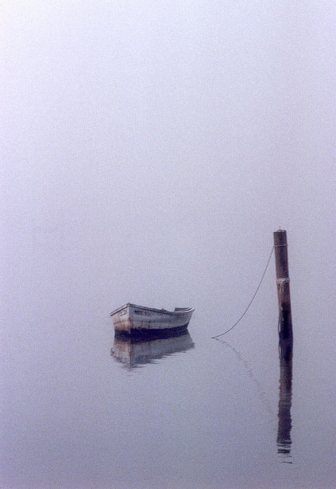 Bateau Print by Skip Willits