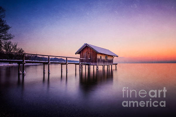 Hannes Cmarits - Bavarian winter wonderland