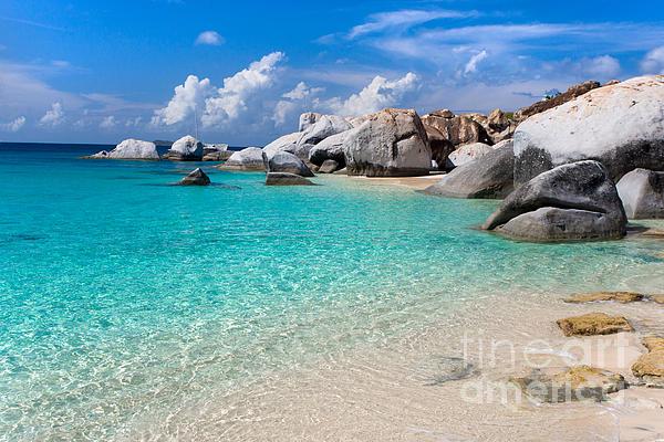 Beach Beauty Photos Print by Boon Mee
