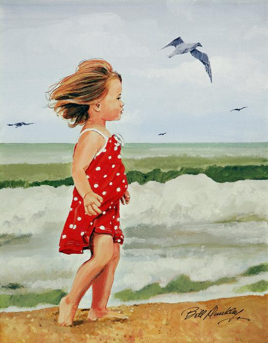 Bill Dunkley - Beach Breezes