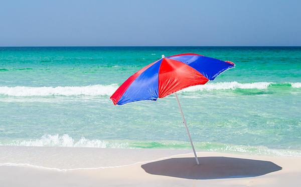 Shelby  Young - Beach Umbrella