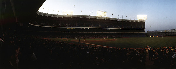 Yankee Stadium Print by Retro Images Archive