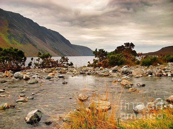 Joan-Violet Stretch - Beautiful Wastwater