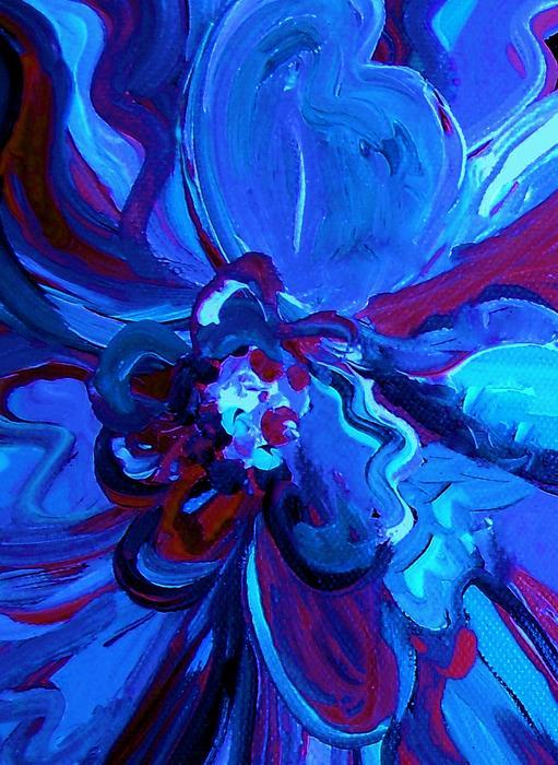Eloise Schneider - Beauty in Blue