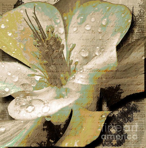 Beauty Vii Print by Yanni Theodorou
