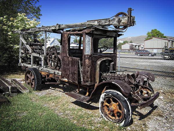 Daniel Hagerman - Beaverhead County Truck - Montana