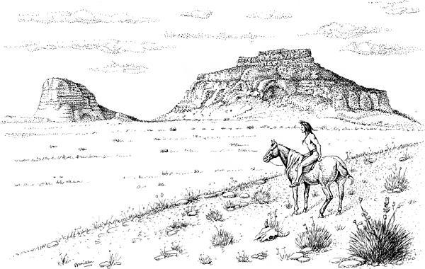 Bern Miller - Open Prairie Overlook