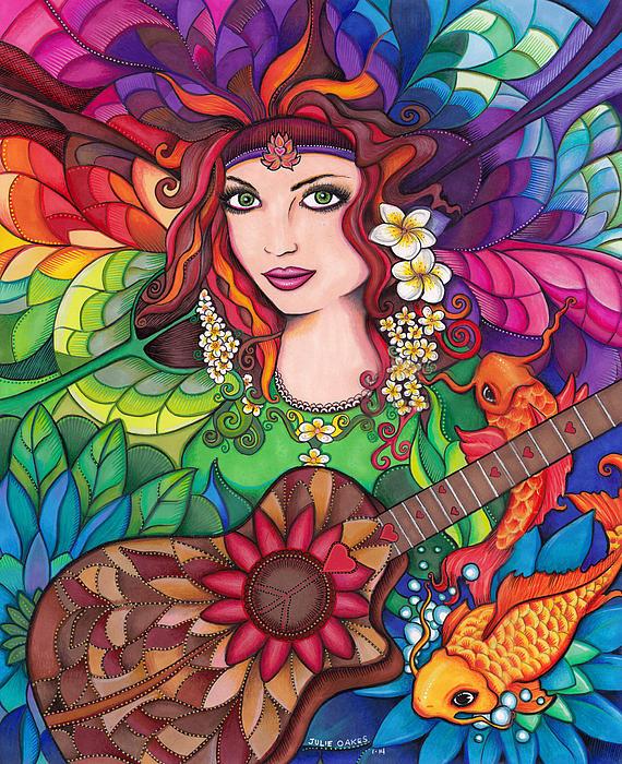 Julie Oakes - Bella Guitar