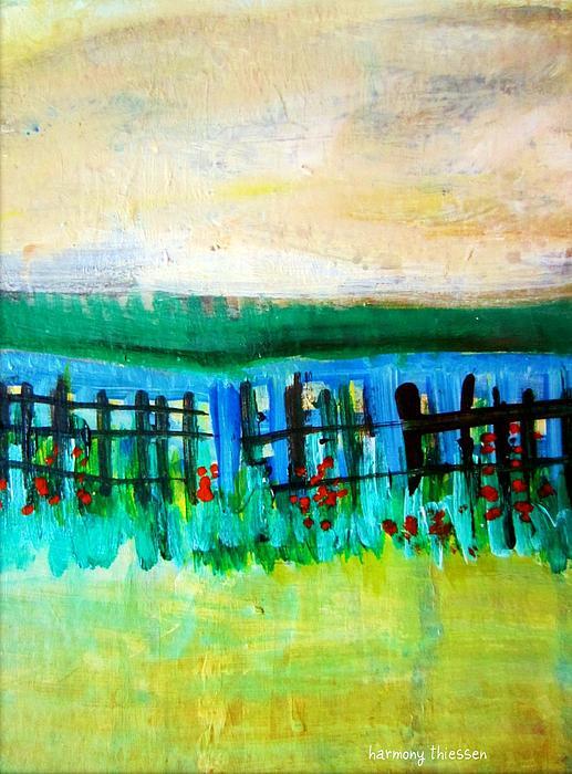 Beyond Print by Harmony Thiessen