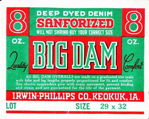 Big Dam Quality Print by Jame Hayes