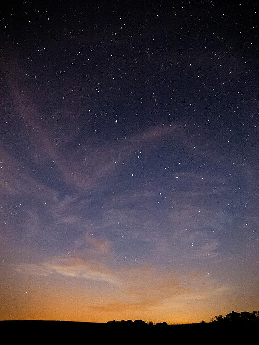 Big Dipper Print by Davorin Mance