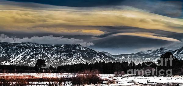 Big Sky Print by Mitch Shindelbower